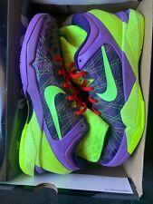 Nike Kobe Zoom VII 7 Supreme Cheetah Christmas Size Sz 9