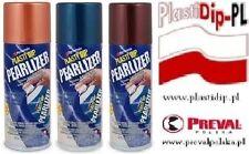 Plasti Dip/Plastisdip Aerozol Kolory Perłowe Nowe.
