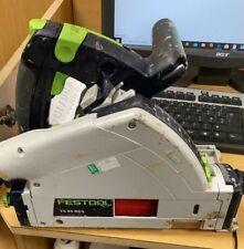 Festool TS 55REQ GB 110V circolare tuffo vide (lieve taglio in filo, joint) & Custodia