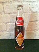 Coca Cola Bottle Commemorative 1986 Johnston Youth Classic Baseball Gold Logo