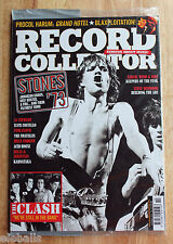 RECORD COLLECTOR magazine 419 OCT13 Rolling Stones/Clash/Procol Harum/Acid House