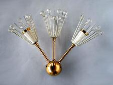 EMIL STEJNAR sputnik wall lamp austrian sconce applique 50s design midcentury