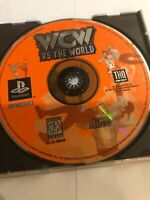 WCW vs the World PlayStation 1 Ps1 Disc Only Tested