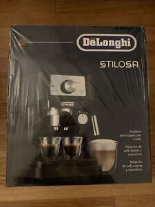 DeLonghi Stilosa Espresso Machine EC260BK New