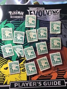 """Domestic Mail US Postage Stamps, Eagle """"D"""" ~ Lot Of 15!!!"""