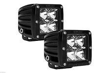 Rigid Industries Dually Series Flood LED Light - Set of Two 20211