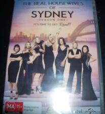 The Real Housewives Of Sydney Season One 1 (Australia Region 4) ABC TV DVD NEW