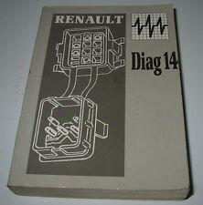 Daten Buch Renault Benzin Diesel Einspritzung Kangoo Laguna Safrane Master!