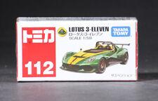 Takara Tomy Tomica 112 Lotus 3 Eleven 1/59 Mini Diecast Car