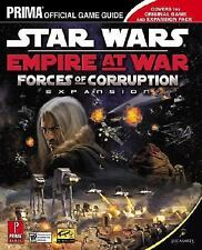 Star Wars Empire at War: Forces of Corruption (Prima Official Game Guide)  Knigh