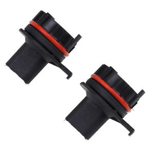 2x For BMW E39 5 Series H7 Car HID Xenon Bulb Conversion Adapter Holder Socket