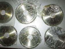 GRINDING DIAMOND WHEEL TYPE 14A1 125x6x3x5x32mm AC4 B2-01 80/63micron