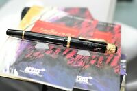 MONTBLANC VOLTAIRE WRITERS EDITION FOUNTAIN PEN