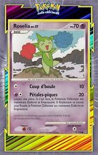 🌈Roselia - DP07:Tempête - 72/100- Carte Pokemon Neuve Française