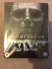 PROMETHEUS 3D EDITION BLU RAY STEELBOOK
