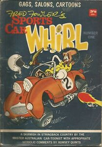 FRED FOWLER'S SPORTS CAR WHIRL NO 1
