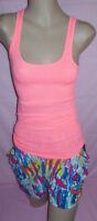 Women's  Harem Shorts  high Waist Multi color  by Shosho S/M  L/Xl