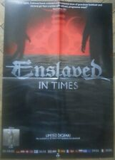 ENSLAVED POSTER !!!! Borknagar/Emperor/Bathory/Ihsahn/Windir/Opeth/Negura Bunget