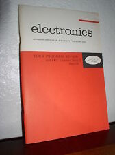 Electronics: Your Progress Review...and FCC License Check Part III  #3733 (1966)