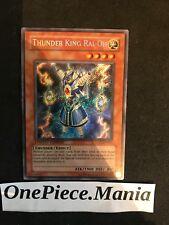 Yu-gi-oh! Thunder King Rai oh YG02-EN001