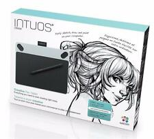 Wacom Intuos Drawing & Graphics Creative Pen Mouse Tablet Small White CTL490DW