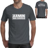Mens Armin van Buren Premium T-Shirt MU
