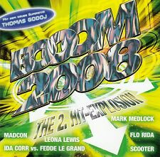 BOOOM 2008 - THE 2. HIT-EXPLOSION / 2 CD-SET - TOP-ZUSTAND
