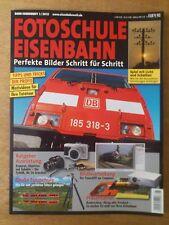 Fotoschule Eisenbahn Bahn Edición Especial 1/2012