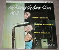 THE GOONS - BEST OF THE GOON SHOWS No. 2. (UK, REISSUE, PARLOPHONE, PMC 1129)
