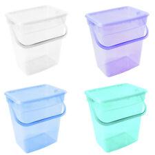 Waschpulver Aufbewahrungsbox Futterbehalter Unibox mit Deckel Plast Team