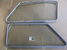 Pair side rear windows/seals for Citroen DS Safari  1300+Citroen parts in SHOP