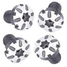 1911 grip screws - Two Tone STAR Torx stainless steel 1911 grip screws, 1911