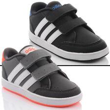 Scarpe sintetici marca adidas per bambini dai 2 ai 16 anni chiusura a strappo