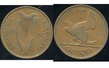 IRLANDE  1 penny 1937    ANM  ( bis )
