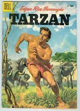 Tarzan #69 June 1955 VG