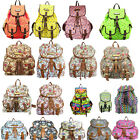 Anna Smith Retro/Owl/PolkaDot Backpack Rucksack Girls School LYDC Shoulder Bag