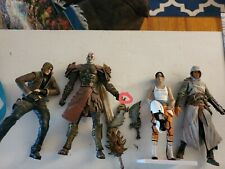 Neca Video Game Character Lot