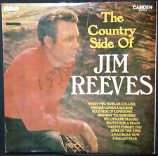 THE COUNTRY SIDE OF JIM REEVES VINYL LP AUSTRALIA (VERY GOOD)