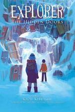 Explorer: Book Three: The Hidden Doors, Kazu Kibuishi, New Book
