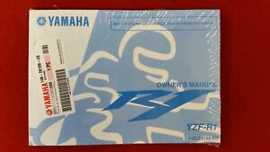 Yamaha YZF R1 2009 Owners Manual. Genuine Yamaha.  New. B91