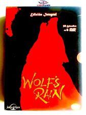 Wolfs Rain Anime DVD Edition Intégrale Complet Mint State Parfait Etat