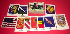 1991 Desert Storm Series 1~88 Cards~21 Stickers/Puzzle Set By Topps NrMt/Mt