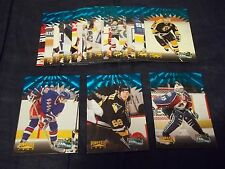 1996-97 Pinnacle FANtasy Set #1-20 Gretzky Lemieux Roy Bure