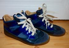 MAISON MARTIN MARGIELA - Sneakers, Turnschuhe, Größe 44, blau Metallic