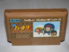 Ninja Hattori-kun Famicom NES Japan import (B)