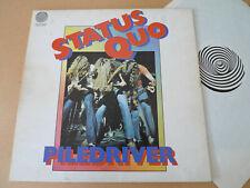 Status Quo – Piledriver LP Vertigo 6360 082 Spiral