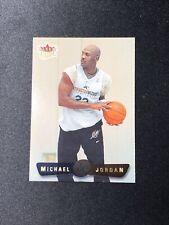 2001-02 Fleer Ultra Michael Jordan #102, Washington Wizards, MJ, HOF