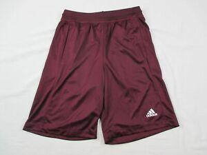 adidas Shorts Men's Maroon Clima-lite NEW Multiple Sizes