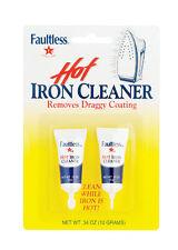 2pk) Faultless Hot Iron Cleaner #40109