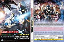 Ultraman X: Here It Comes! Our Ultraman (Movie Film) ~ DVD ~ English Subtitle ~
